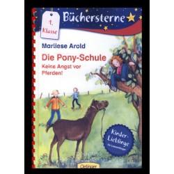 Ein Bild von dem Buch Die Pony-Schule. Keine Angst vor Pferden. Band 3