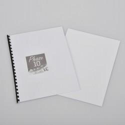 Ein Bild von der Anleitung von dem Kartenspiel Phase 10