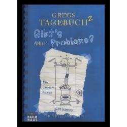 Gehe zu Gregs Tagebuch 2 - Gibt's Probleme? - Band 2