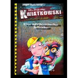 Gehe zu Ein Fall für Kwiatkowski - Die afrikanische Maske - Band 5