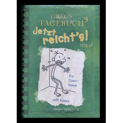 Gehe zu Gregs Tagebuch 3 - Jetzt reicht's! - Band 3