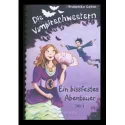 Gehe zu Die Vampirschwestern - Ein bissfestes Abenteuer - Band 2