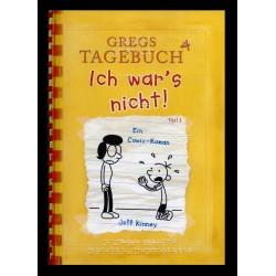 Gehe zu Gregs Tagebuch 4 - Ich  war's nicht! - Band 4