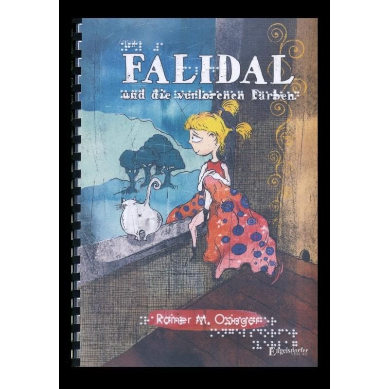 Ein Bild von dem Buch Falidal und die verlorenen Farben