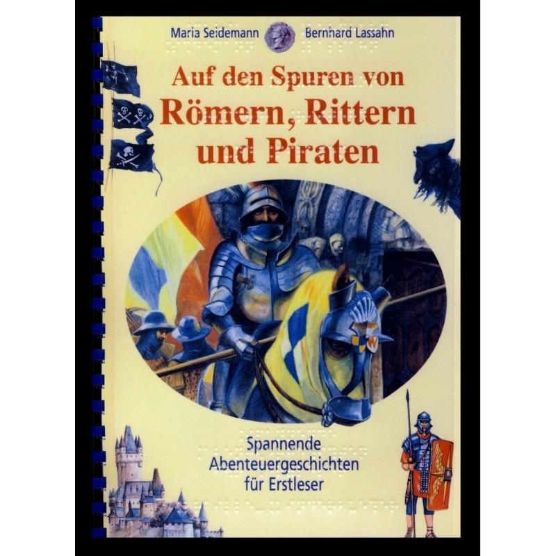 Ein Bild von dem Buch Auf den Spuren von Römern, Rittern und Piraten