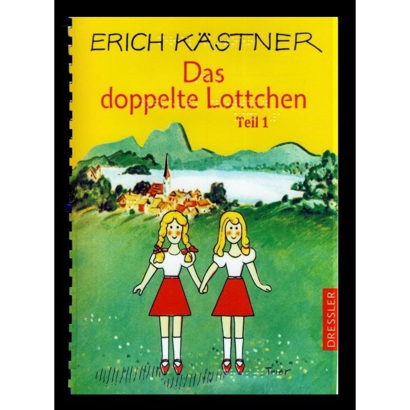 Ein Bild von dem Buch Das doppelte Lottchen